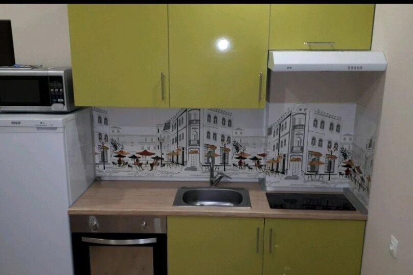 1-комн. квартира, 28 кв.м. на 4 человека, улица Костычева, 74/1, Новосибирск - Фотография 2