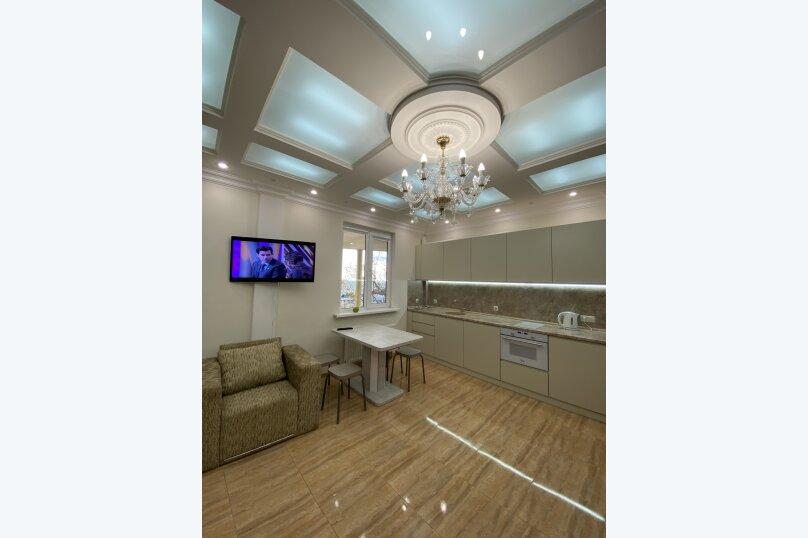 Первый этаж дома, 100 кв.м. на 4 человека, 1 спальня, улица Виткевича, 12а, Кацивели - Фотография 10