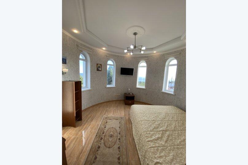 Первый этаж дома, 100 кв.м. на 4 человека, 1 спальня, улица Виткевича, 12а, Кацивели - Фотография 16