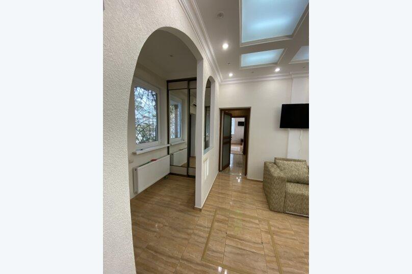 Первый этаж дома, 100 кв.м. на 4 человека, 1 спальня, улица Виткевича, 12а, Кацивели - Фотография 21