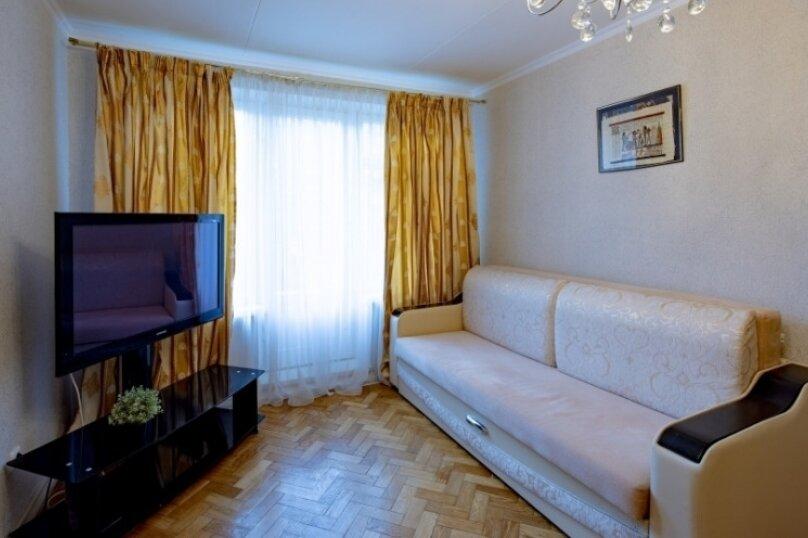 2-комн. квартира, 53 кв.м. на 4 человека, улица Удальцова, 57, Москва - Фотография 10