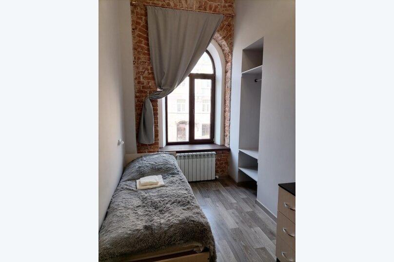 Номер с двумя раздельными кроватями, улица Нахимсона, 13, Ярославль - Фотография 1