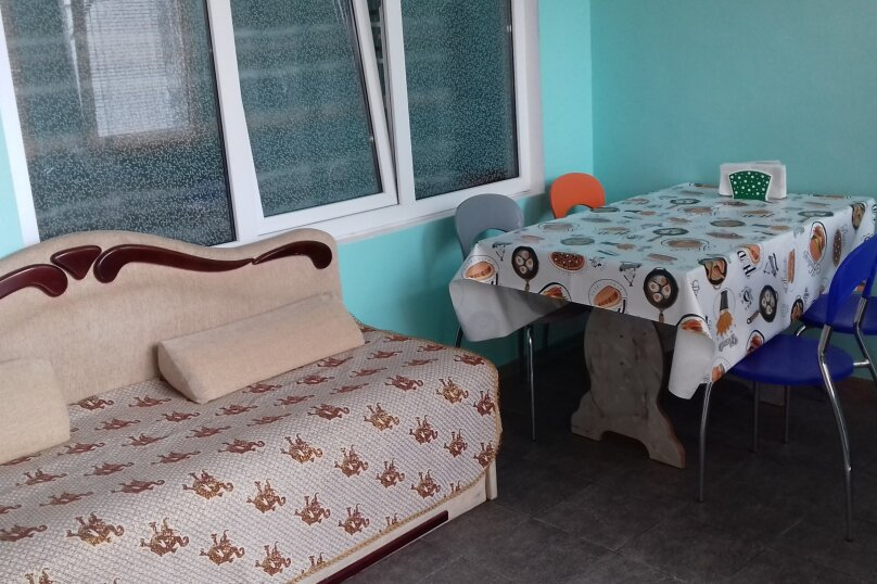 Дом, 65 кв.м. на 6 человек, 2 спальни, Пролетарская улица, 7, Гурзуф - Фотография 15