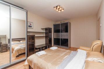 1-комн. квартира, 54 кв.м. на 3 человека, Копейское шоссе, 49Б, Челябинск - Фотография 1