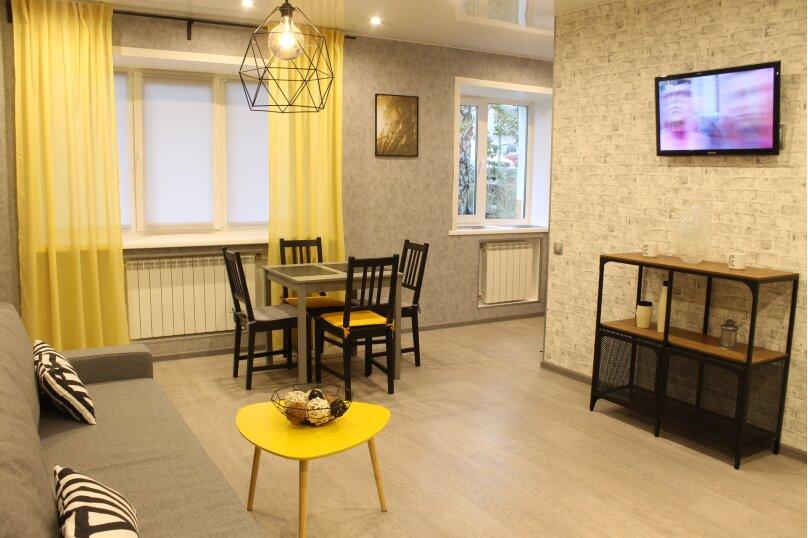 3-комн. квартира, 45 кв.м. на 6 человек, проспект Карла Маркса, 28, Новосибирск - Фотография 5