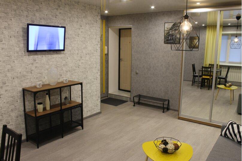 3-комн. квартира, 45 кв.м. на 6 человек, проспект Карла Маркса, 28, Новосибирск - Фотография 6
