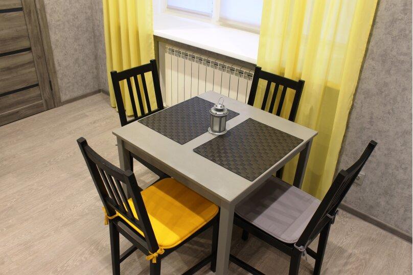 3-комн. квартира, 45 кв.м. на 6 человек, проспект Карла Маркса, 28, Новосибирск - Фотография 8
