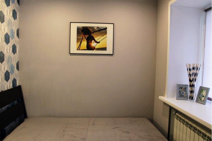 3-комн. квартира, 45 кв.м. на 6 человек, проспект Карла Маркса, 28, Новосибирск - Фотография 10