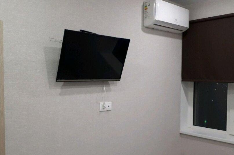 1-комн. квартира, 28 кв.м. на 4 человека, улица Костычева, 74/1, Новосибирск - Фотография 8