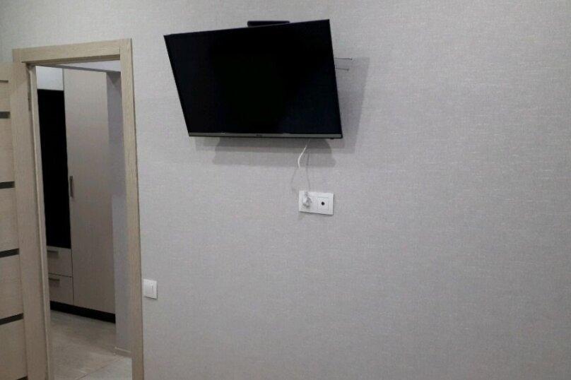 1-комн. квартира, 28 кв.м. на 4 человека, улица Костычева, 74/1, Новосибирск - Фотография 9