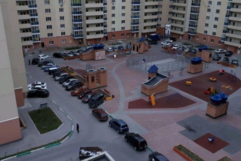 1-комн. квартира, 28 кв.м. на 4 человека, улица Костычева, 74/1, Новосибирск - Фотография 15