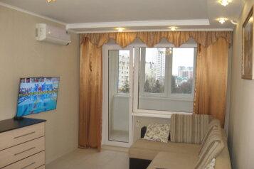 1-комн. квартира, 33 кв.м. на 2 человека, улица Притыцкого, 54, Минск - Фотография 1