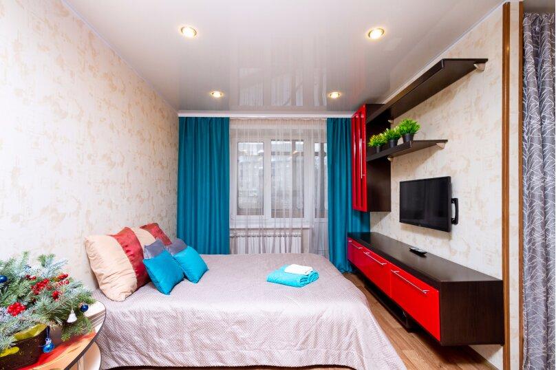 1-комн. квартира, 38 кв.м. на 2 человека, Красный проспект, 98, Новосибирск - Фотография 1