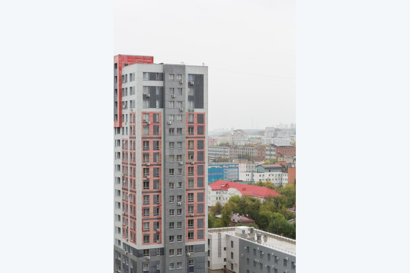 1-комн. квартира, 45 кв.м. на 4 человека, Коммунистическая улица, 11/1, Уфа - Фотография 10
