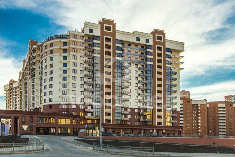 1-комн. квартира, 40 кв.м. на 4 человека, улица Готвальда, 22, Екатеринбург - Фотография 5