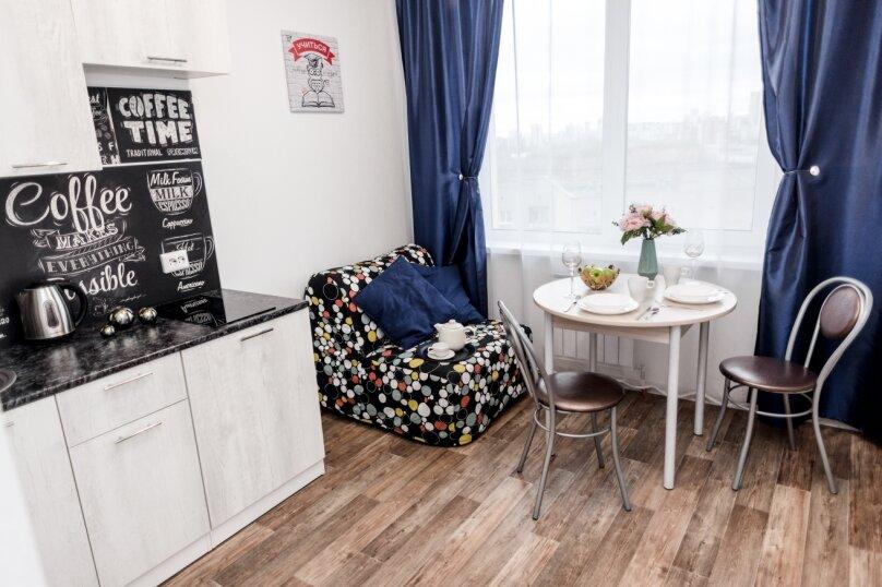 1-комн. квартира, 40 кв.м. на 4 человека, улица Готвальда, 22, Екатеринбург - Фотография 8