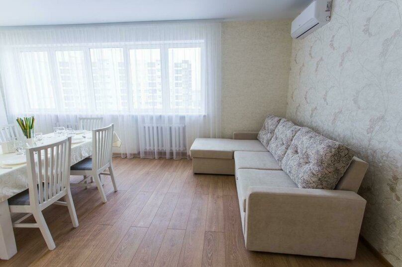 2-комн. квартира, 75 кв.м. на 5 человек, Коммунистическая улица, 78, Уфа - Фотография 2