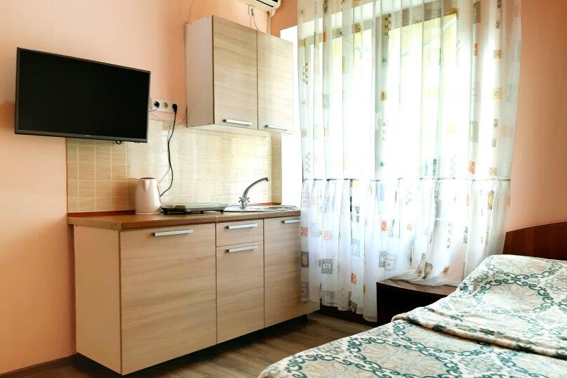 Номер-студио  двухместный с кухней, улица Тюльпанов, 4Г, Адлер - Фотография 1