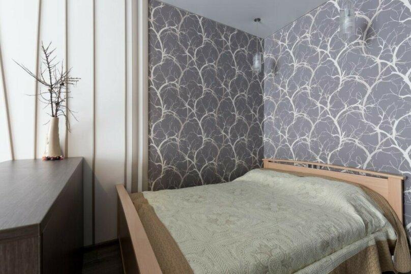 1-комн. квартира, 45 кв.м. на 6 человек, проспект Октября, 107Б, Уфа - Фотография 12