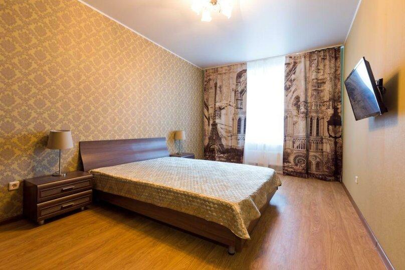 1-комн. квартира, 45 кв.м. на 4 человека, проспект Октября, 107Б, Уфа - Фотография 4