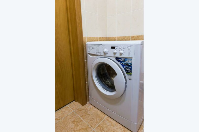 1-комн. квартира, 45 кв.м. на 4 человека, проспект Октября, 107Б, Уфа - Фотография 11