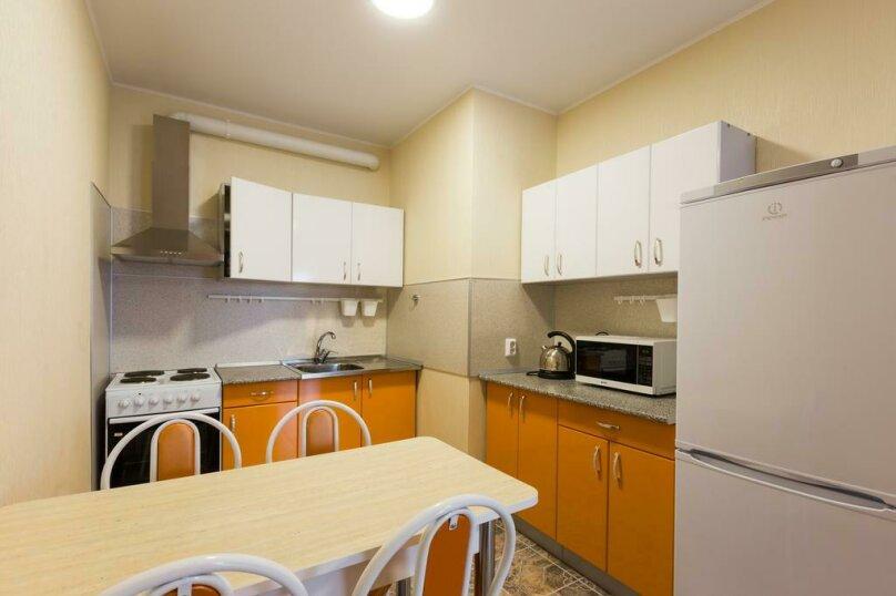 1-комн. квартира, 45 кв.м. на 4 человека, проспект Октября, 107Б, Уфа - Фотография 15