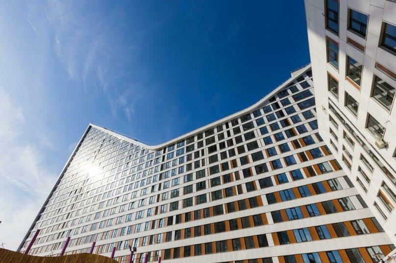 1-комн. квартира, 45 кв.м. на 4 человека, проспект Октября, 107Б, Уфа - Фотография 19