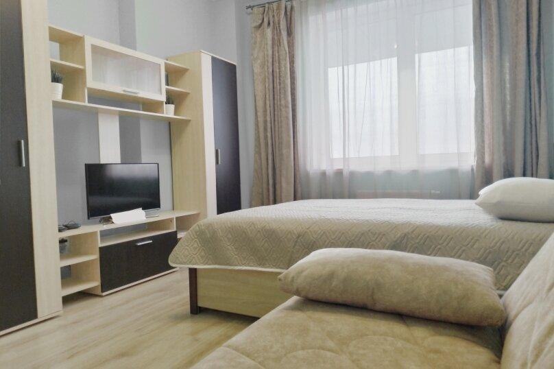2-комн. квартира, 80 кв.м. на 6 человек, Гурзуфская улица, 11, Екатеринбург - Фотография 5