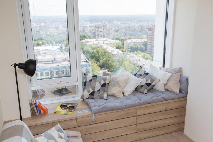 1-комн. квартира, 50 кв.м. на 4 человека, проспект Октября, 107А, Уфа - Фотография 13