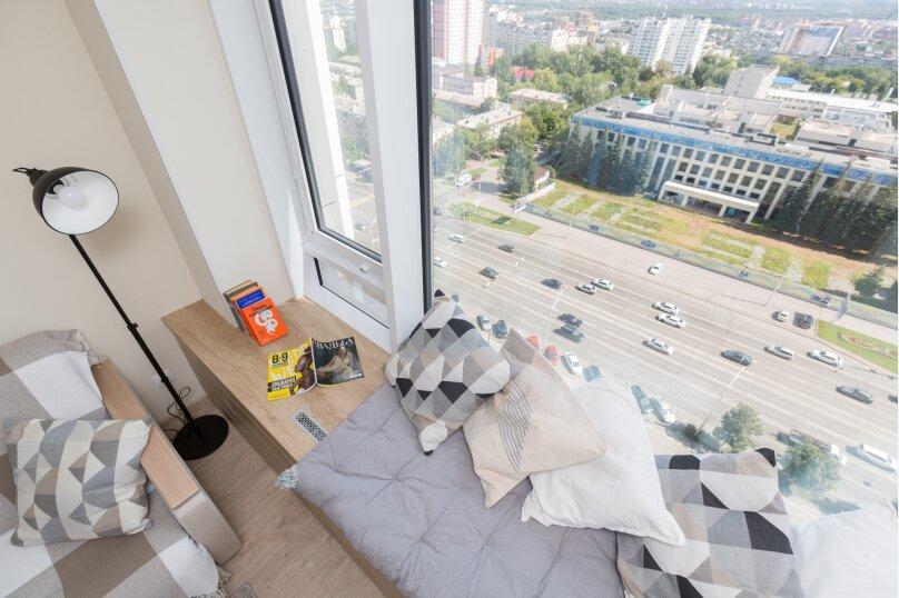 1-комн. квартира, 50 кв.м. на 4 человека, проспект Октября, 107А, Уфа - Фотография 14