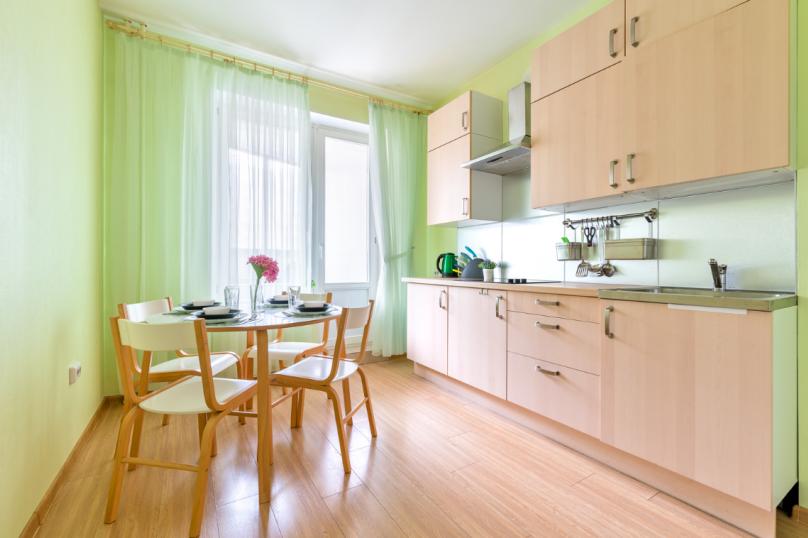 1-комн. квартира, 40 кв.м. на 4 человека, проспект Луначарского, 11к1, Санкт-Петербург - Фотография 4