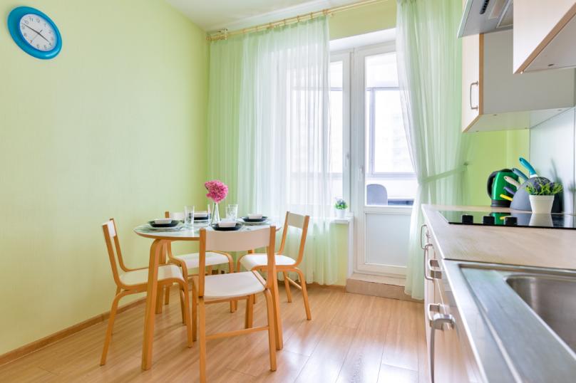 1-комн. квартира, 40 кв.м. на 4 человека, проспект Луначарского, 11к1, Санкт-Петербург - Фотография 5