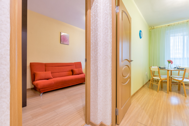 1-комн. квартира, 40 кв.м. на 4 человека, проспект Луначарского, 11к1, Санкт-Петербург - Фотография 9
