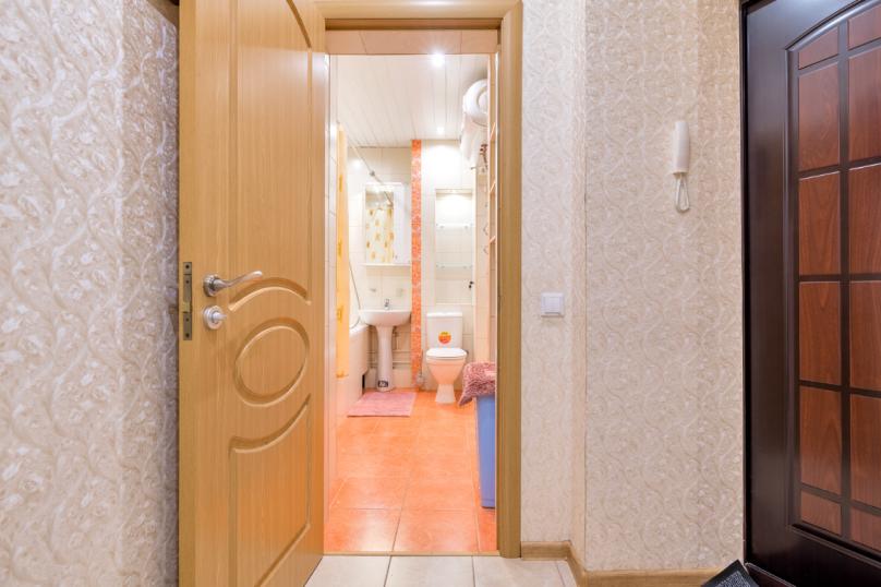 1-комн. квартира, 40 кв.м. на 4 человека, проспект Луначарского, 11к1, Санкт-Петербург - Фотография 11