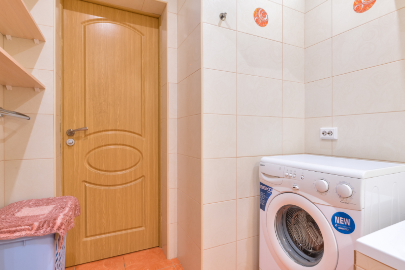 1-комн. квартира, 40 кв.м. на 4 человека, проспект Луначарского, 11к1, Санкт-Петербург - Фотография 14