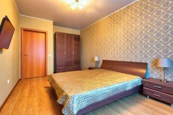1-комн. квартира, 45 кв.м. на 4 человека, проспект Октября, 107Б, Уфа - Фотография 1