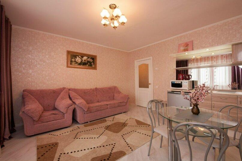 2-комн. квартира, 45 кв.м. на 6 человек, улица Весны, 2А, Красноярск - Фотография 3