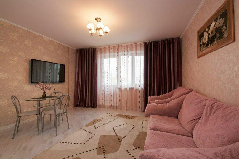 2-комн. квартира, 45 кв.м. на 6 человек, улица Весны, 2А, Красноярск - Фотография 4