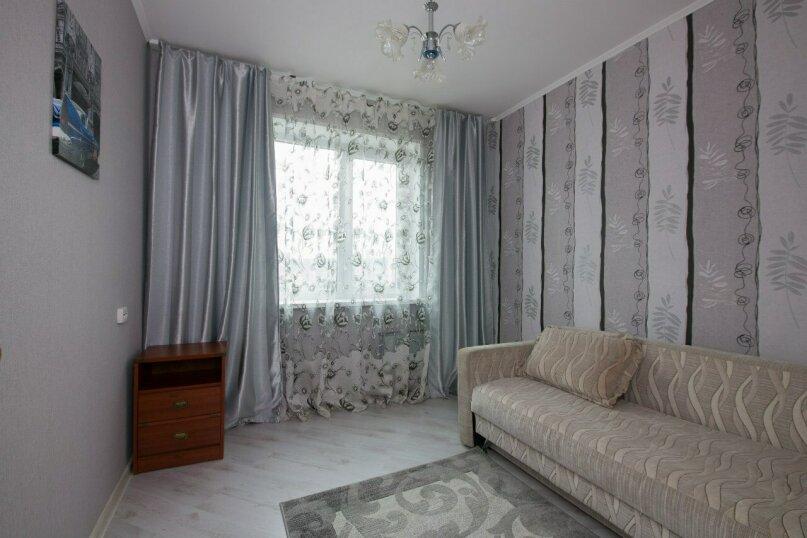 2-комн. квартира, 45 кв.м. на 6 человек, улица Весны, 2А, Красноярск - Фотография 5
