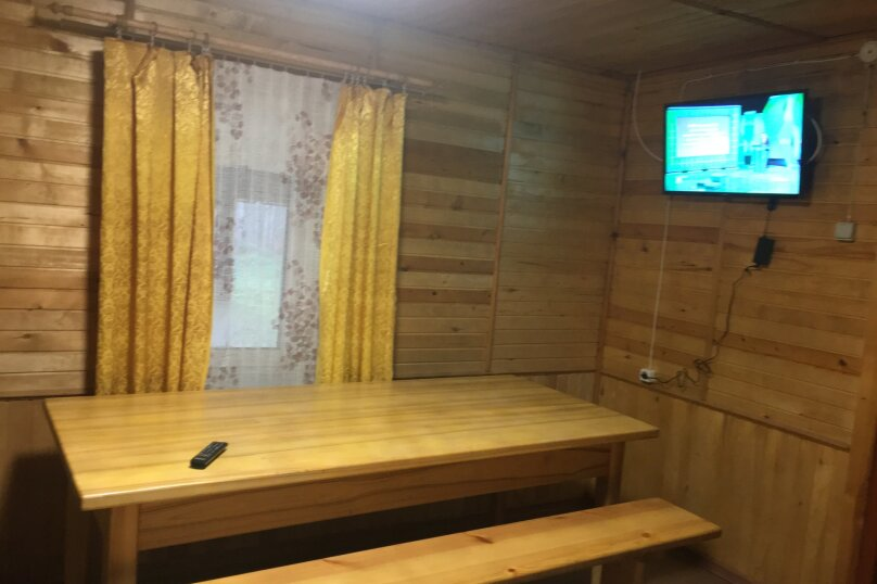 Одноэтажный дом в деревне, 70 кв.м. на 5 человек, 2 спальни, деревня Новый Бор, 1, Западная Двина - Фотография 6