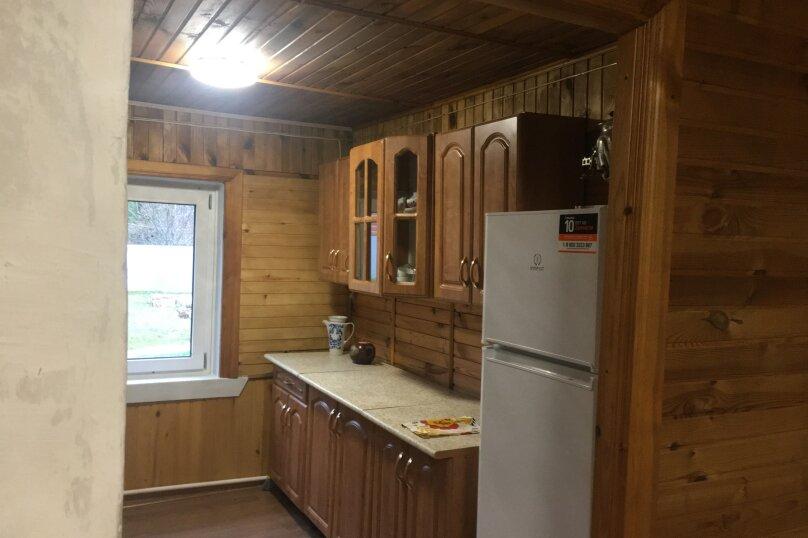 Одноэтажный дом в деревне, 70 кв.м. на 5 человек, 2 спальни, деревня Новый Бор, 1, Западная Двина - Фотография 7
