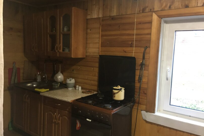 Одноэтажный дом в деревне, 70 кв.м. на 5 человек, 2 спальни, деревня Новый Бор, 1, Западная Двина - Фотография 8