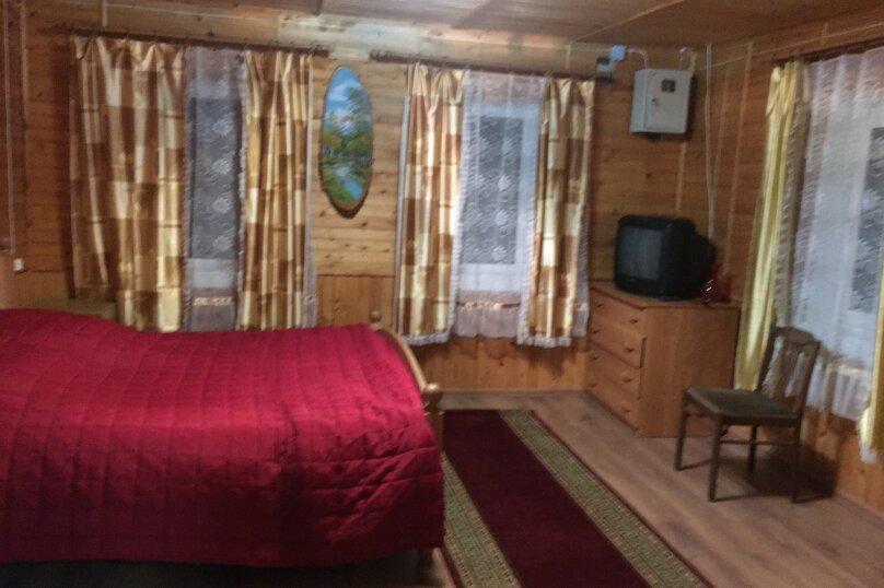 Одноэтажный дом в деревне, 70 кв.м. на 5 человек, 2 спальни, деревня Новый Бор, 1, Западная Двина - Фотография 9