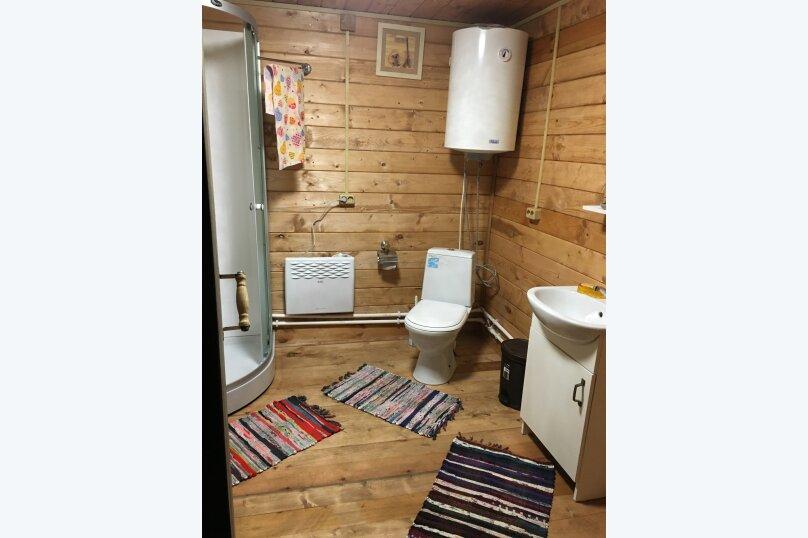 Одноэтажный дом в деревне, 70 кв.м. на 5 человек, 2 спальни, деревня Новый Бор, 1, Западная Двина - Фотография 12