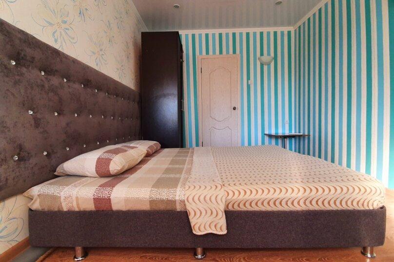 Четырехместный номер с собственной ванной комнатой, улица Академика Павлова, 8, Пятигорск - Фотография 1