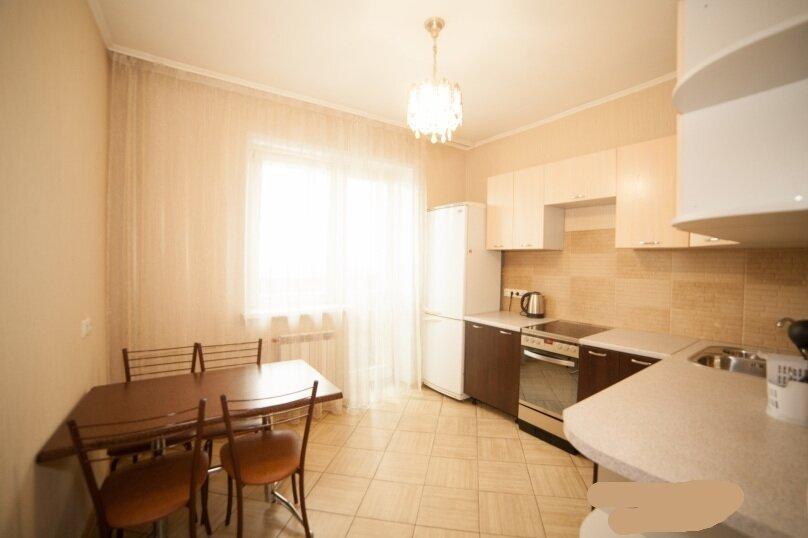 1-комн. квартира, 53 кв.м. на 4 человека, улица Авиаторов, 23, Красноярск - Фотография 4