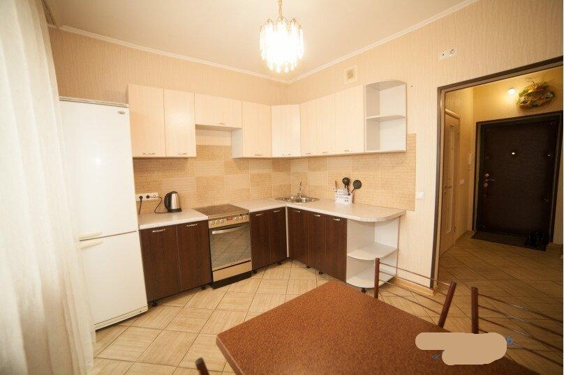 1-комн. квартира, 53 кв.м. на 4 человека, улица Авиаторов, 23, Красноярск - Фотография 5