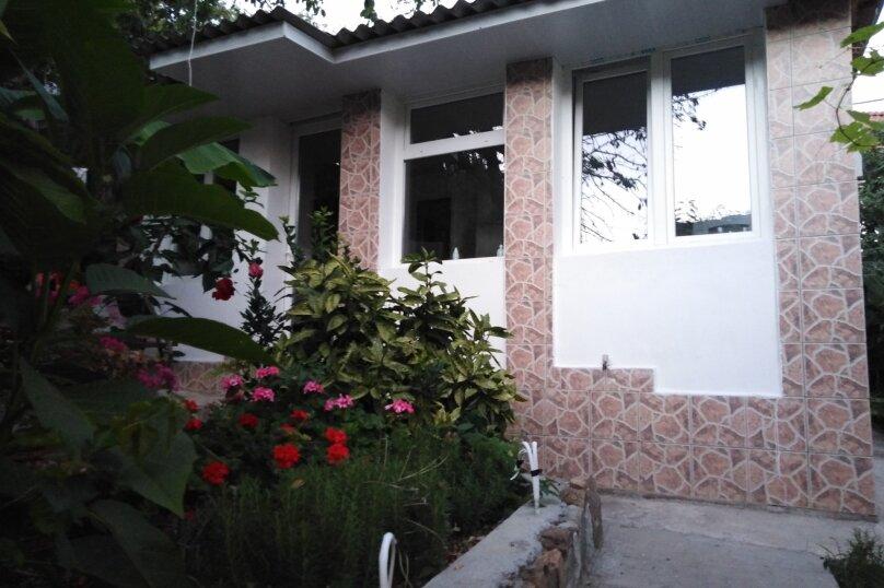 Частный дом в Крыму, Гурзуф 1-я половинка, 50 кв.м. на 4 человека, 2 спальни, Пролетарская, 19, Гурзуф - Фотография 6