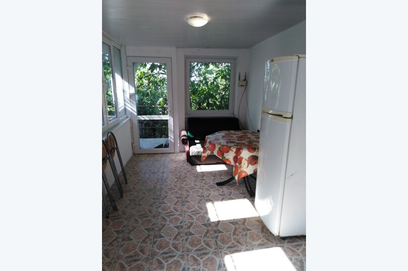 Отдых в Крыму, Гурзуф 2-я половинка верхний дом, 140 кв.м. на 4 человека, 2 спальни, Пролетарская улица, 19, Гурзуф - Фотография 9