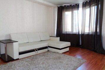 2-комн. квартира, 45 кв.м. на 4 человека, улица Карла Маркса, 21, Красноярск - Фотография 1